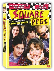 "The ""Square Pegs""  DVD set includes all 19 episodes plus cast interviews."